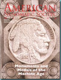 USA - American Numismatic Society