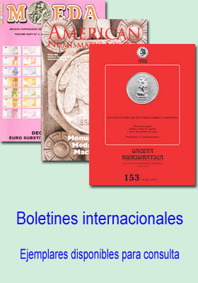 Boletines internacionales disponibles para consulta
