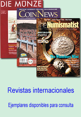 Revistas internacionales disponibles para consulta