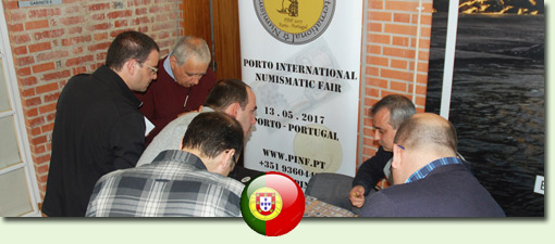 Porto International Numismatic Fair - Portugal