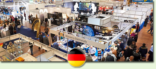 World Money Fair 2016 - Berlín - Alemania